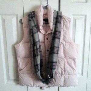 💞Lands End Puffer Vest